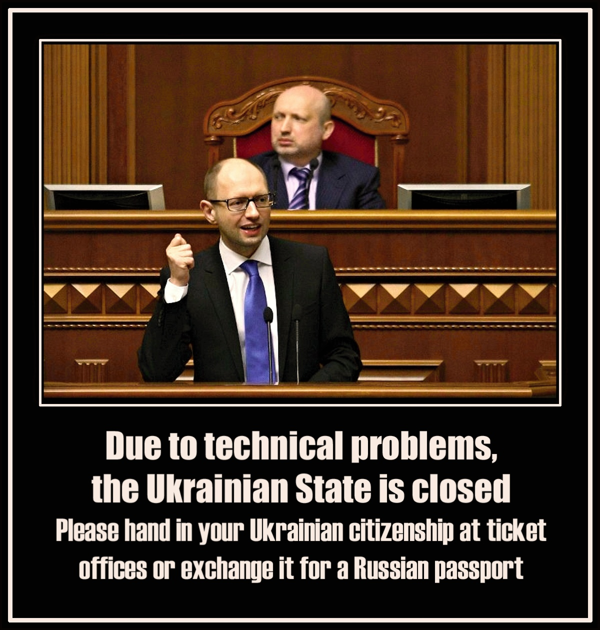 00 due to technical reasons 01. ukraine. 21.05.14