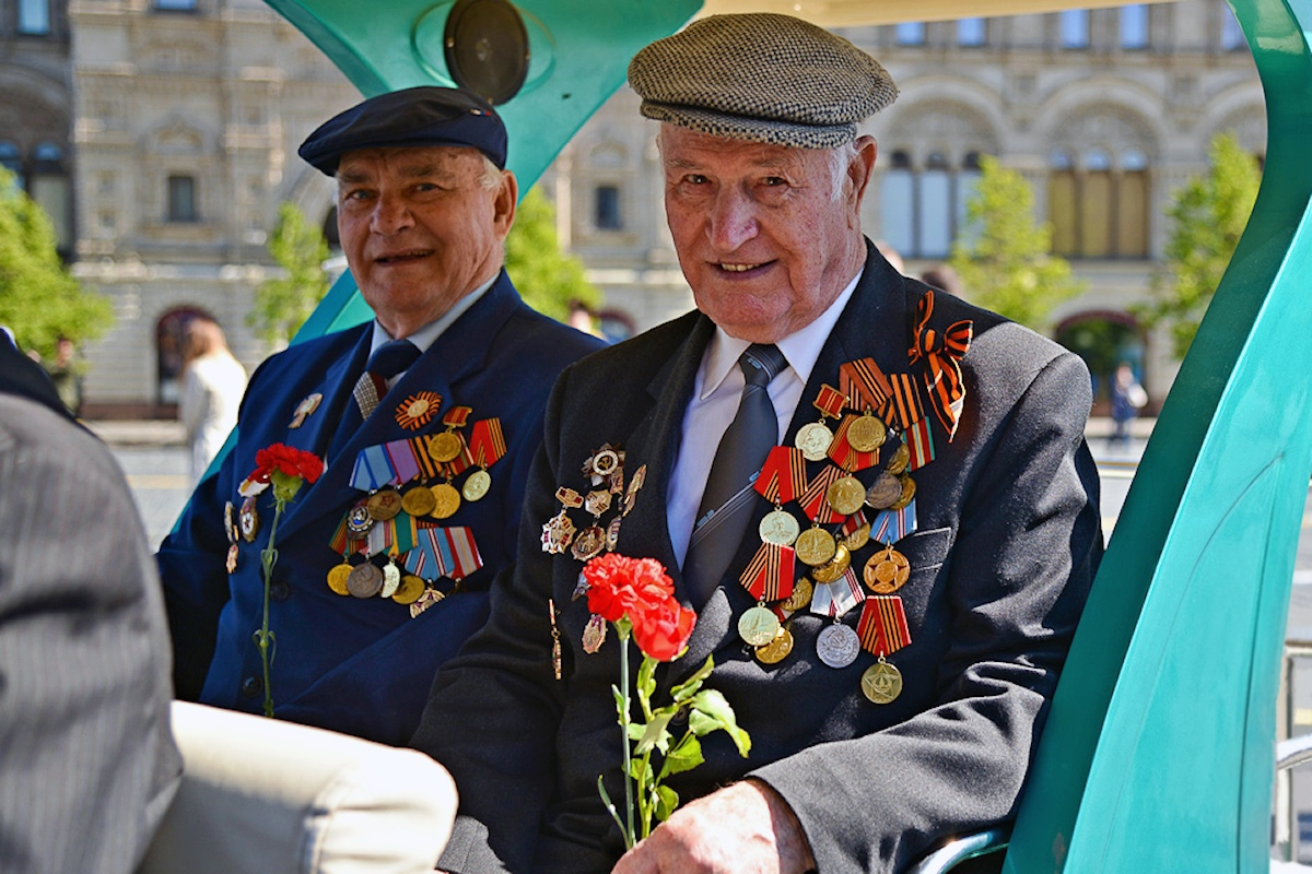 00 Moscow. Victory day. Thank you granpa for the victory 01. 12.05.14