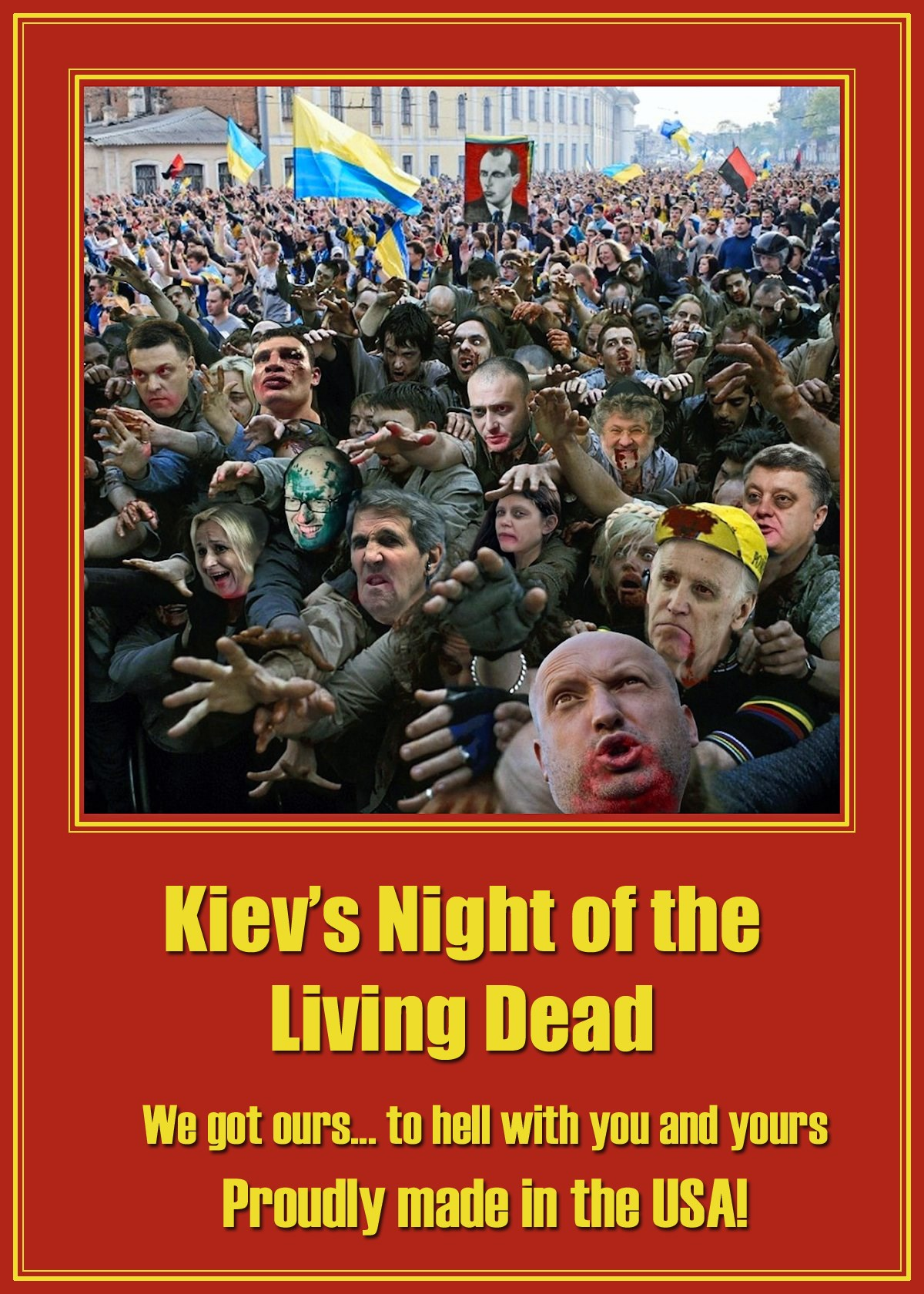 00 The Night of the Lving Dead. Kiev. 10.05.14