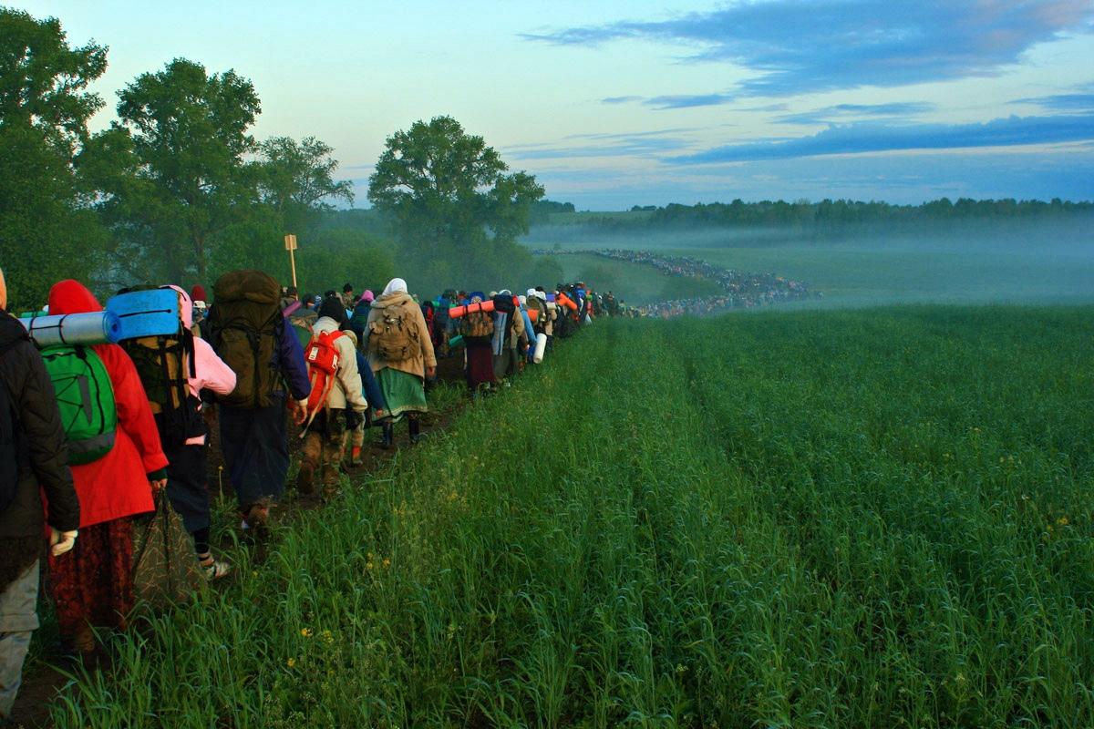 00 Veliretskoe procession. 26.04.14