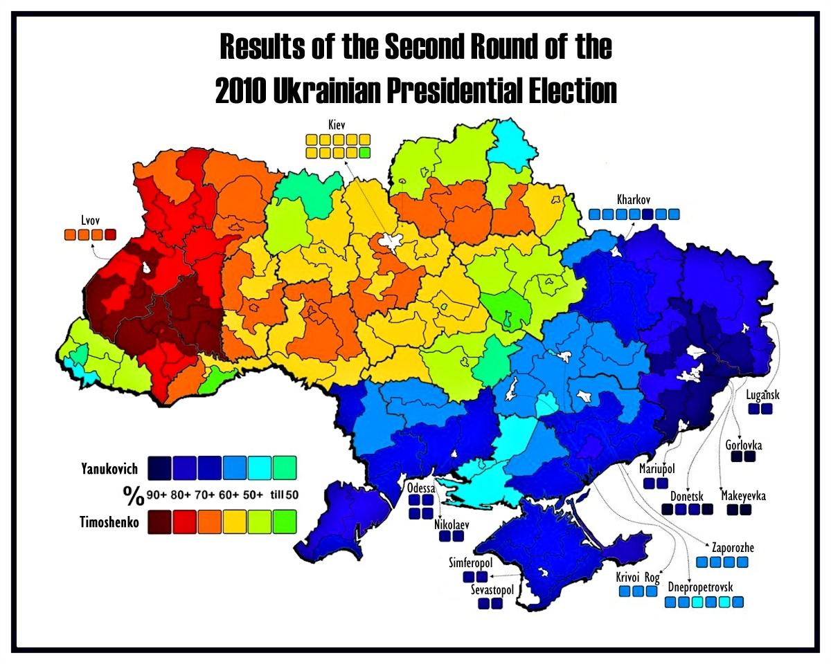 00 2010 Ukrainian presidential election