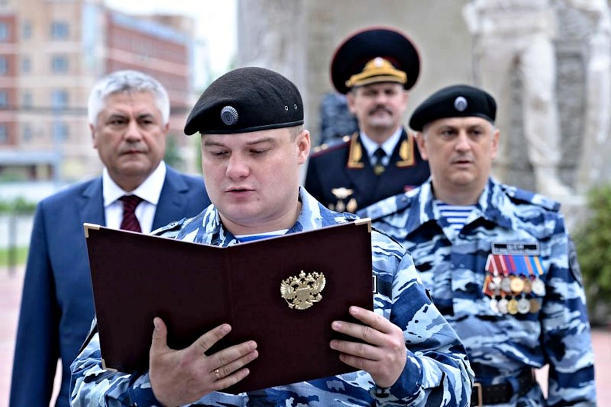 00 berkut 05. Moscow. 02.06.14