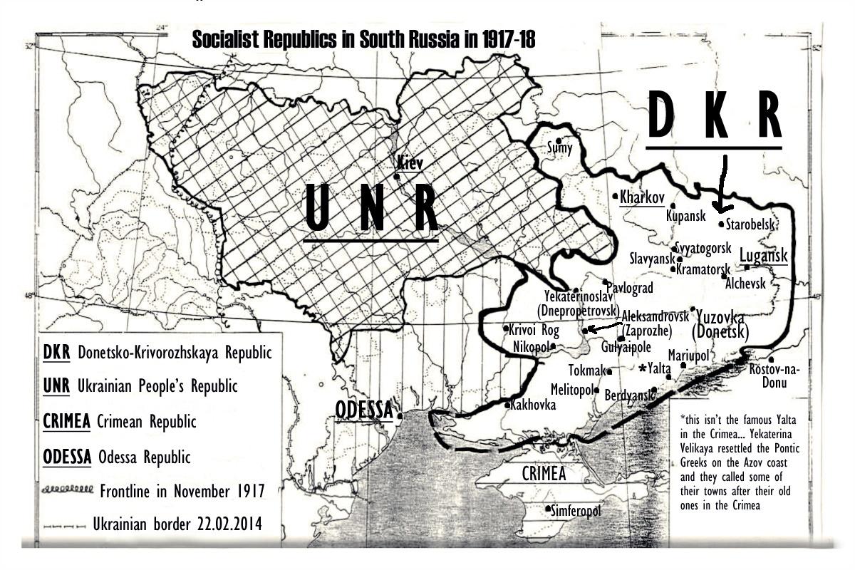 00 Donetsk Republic 01 1918. 04.06.14