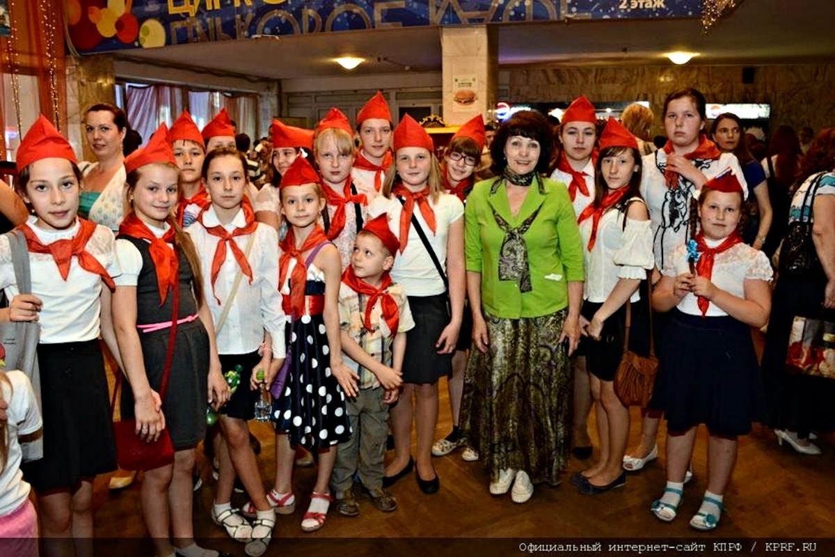 00 international children's day. Moscow 01. 12.06.14