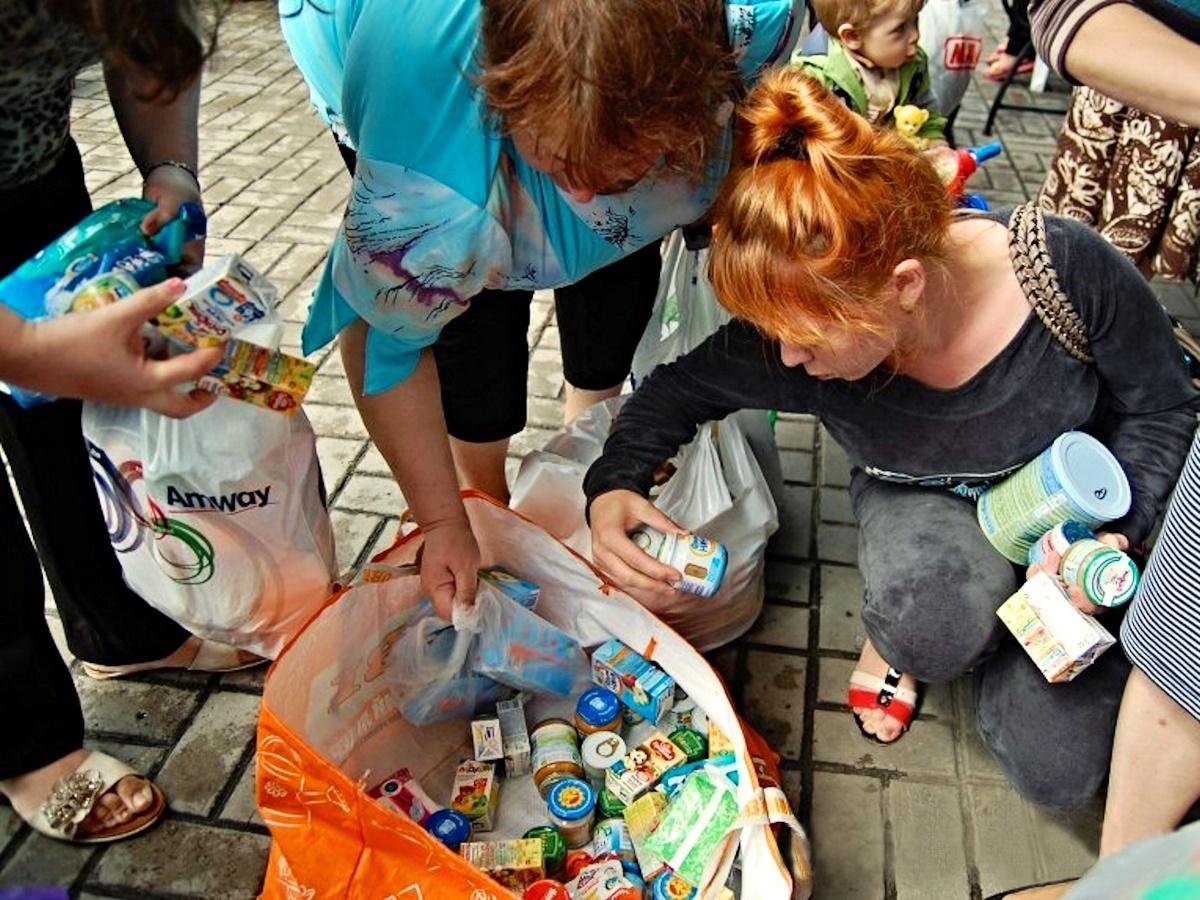 00 moscow. aid for novorossiya 01. 19.06.14