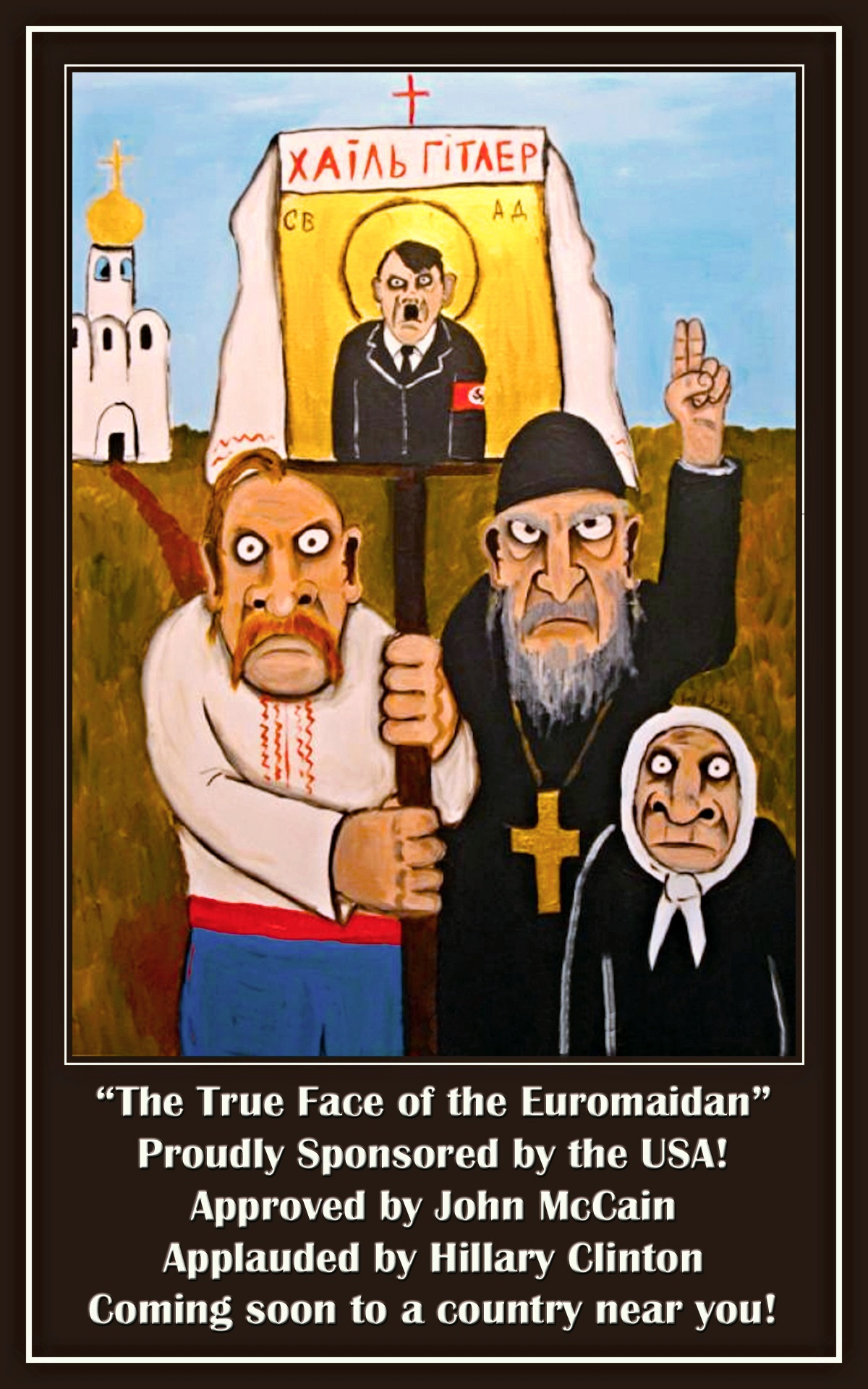 00 The Face of the Euromaidantsy. 25.06.14