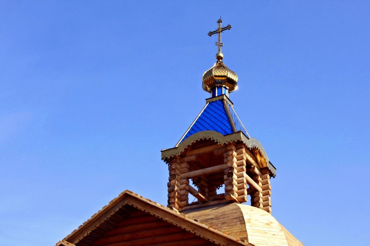 00 church in slavyansk. 07.06.14
