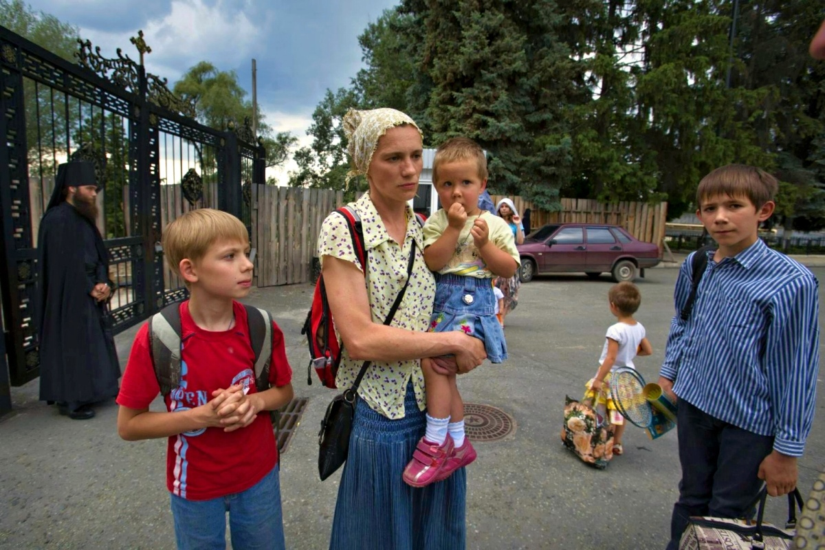 00 family from slavyansk 01. 07.06.14