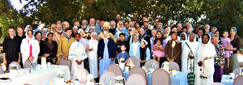 00 Holy Dormition 'Orthodox' parish 02. Santa Rosa CA. 15.07.14