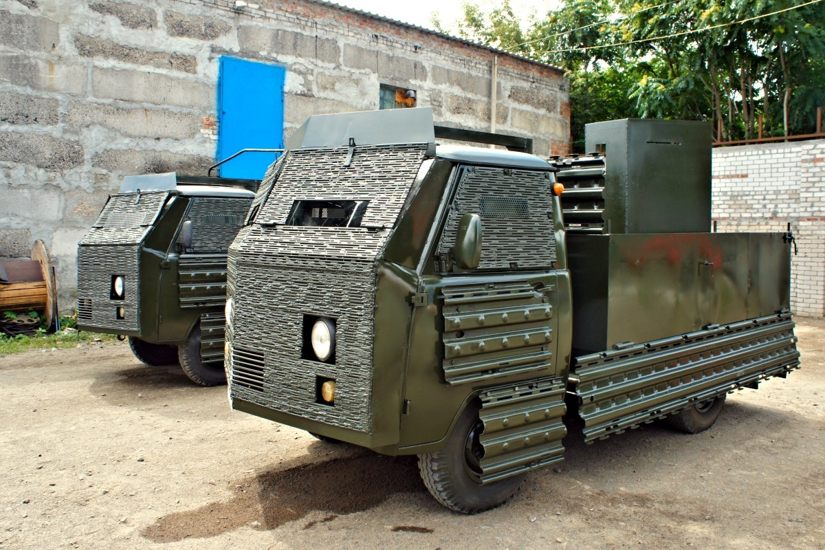 00 ukrainian 'armoured vehicle'. 21.07.14