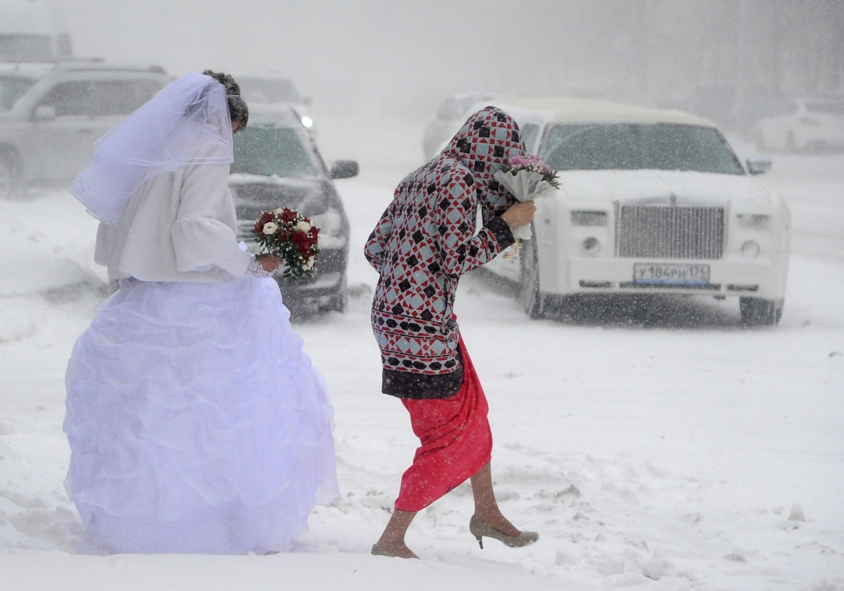 00 unseasonal snow in Chelyabinsk Russia. 13-07-14