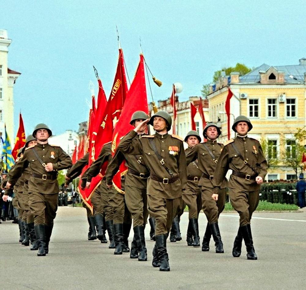 00 victory day smolensk russia. 28.06.14