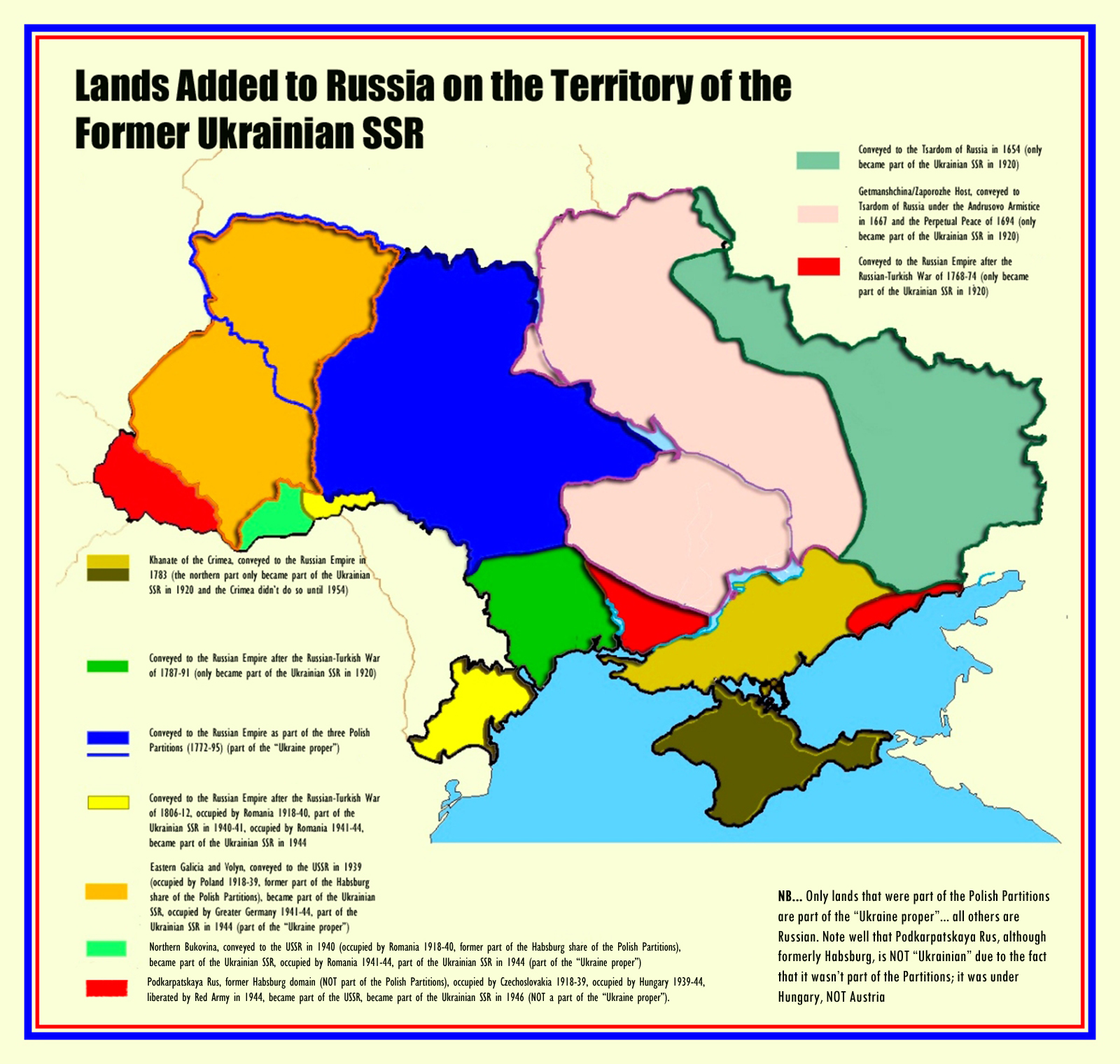 00 Lands Added to Russia on the Territory of the Former Ukrainian SSR. 21.08.14