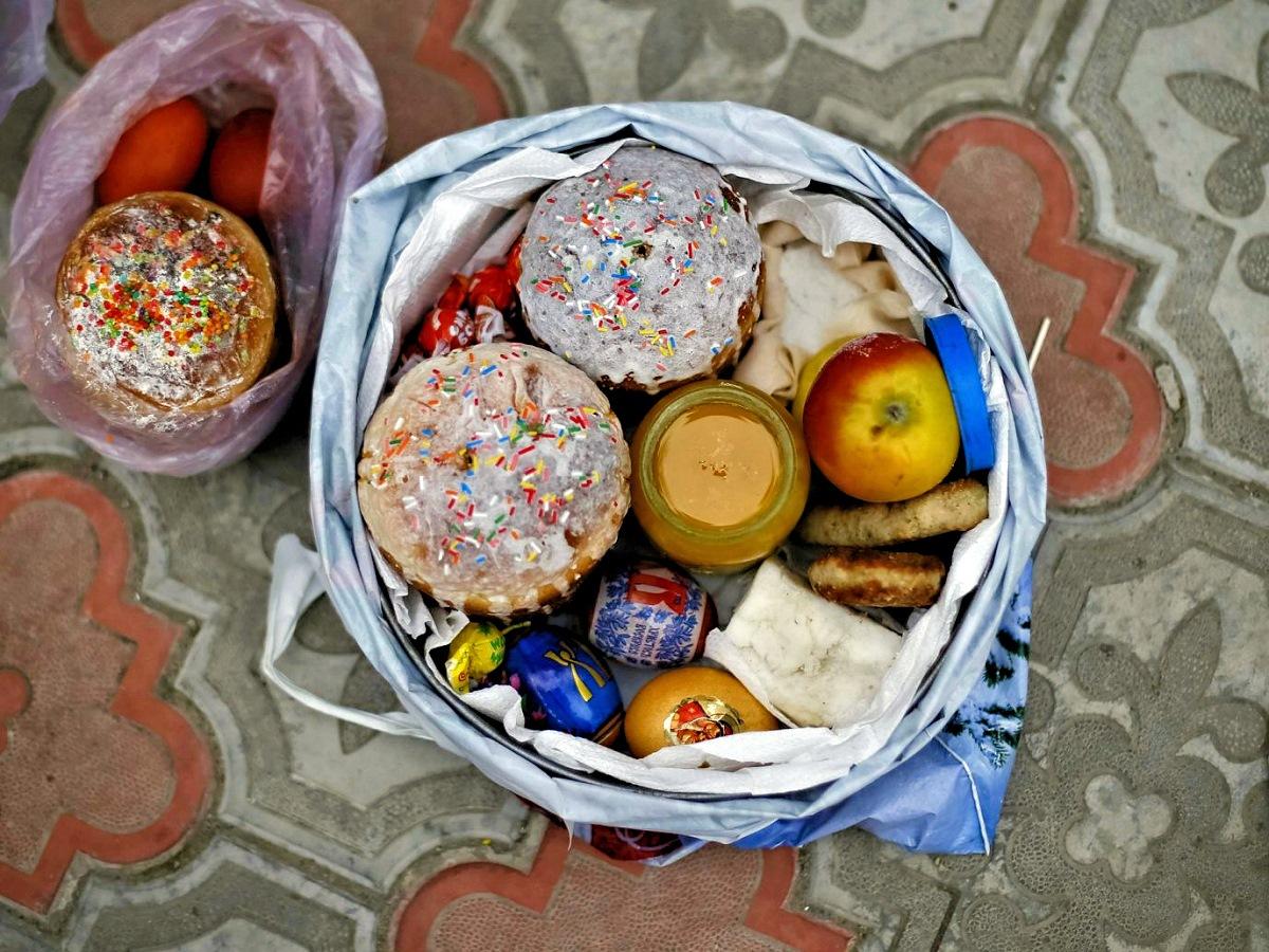 00 Russian Orthodox Easter Basket. 08.06.14