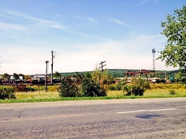 00 train in podkarpatskaya. 31.08.14