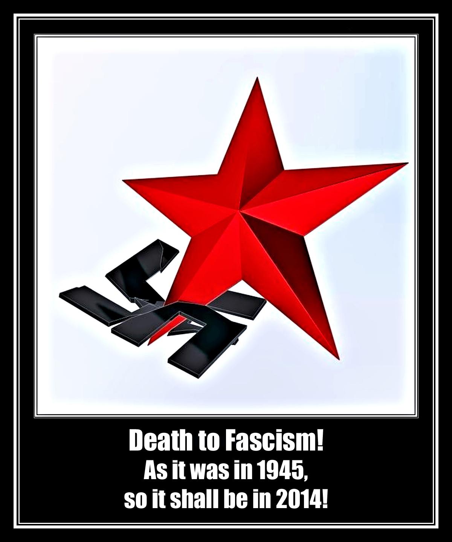 00 Death to Fascism! 18.09.14