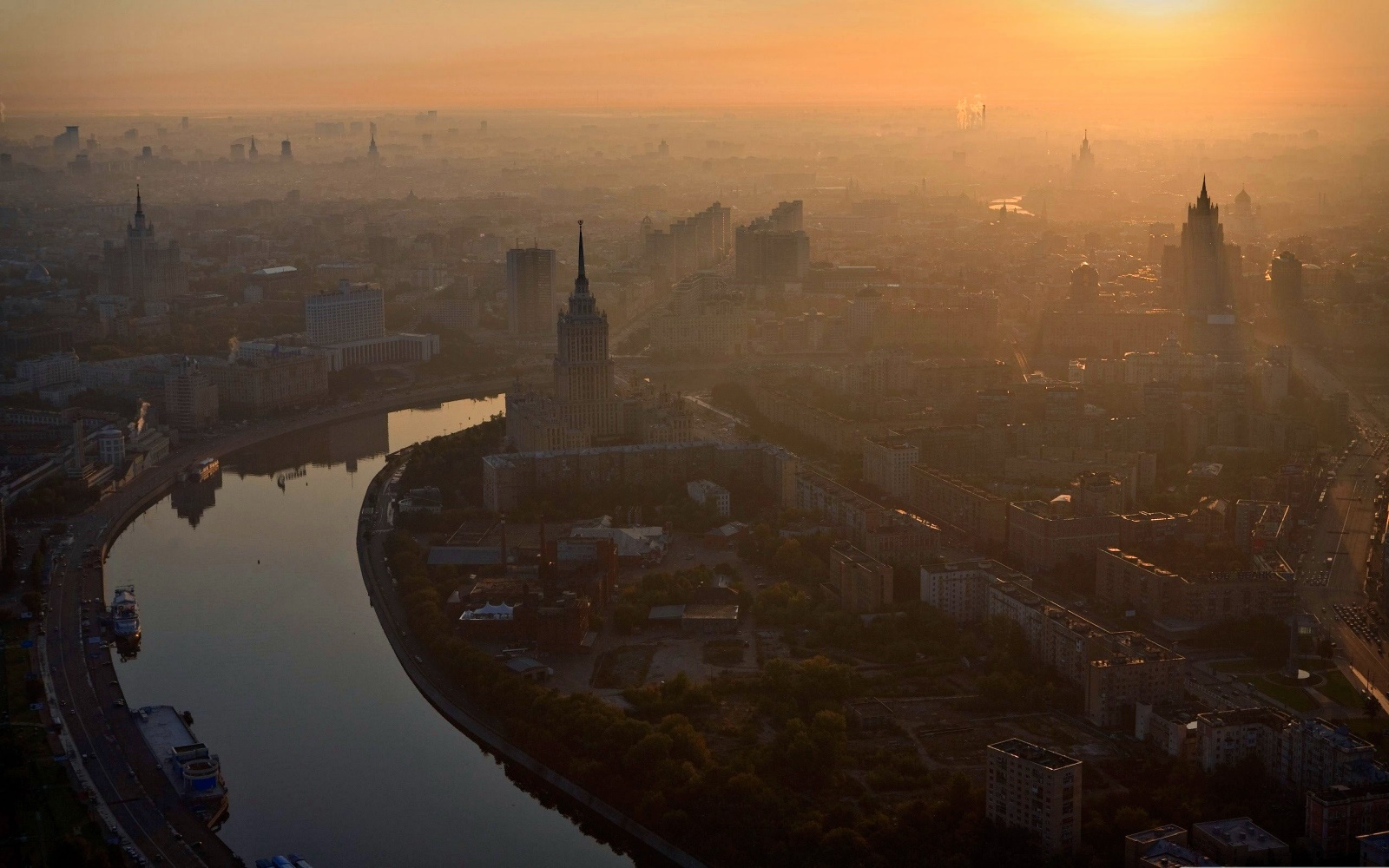 00 Morning in Moscow. 20.09.14