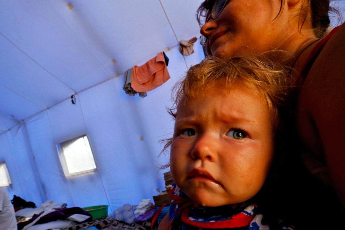 00 Novorossiya. refugees. Rostov Oblast. 22.09.14