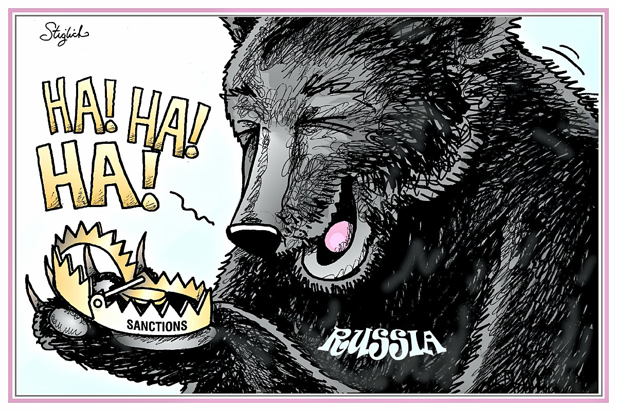 00 Tom Stiglich. It Doesn't Hurt the Bear... 2014