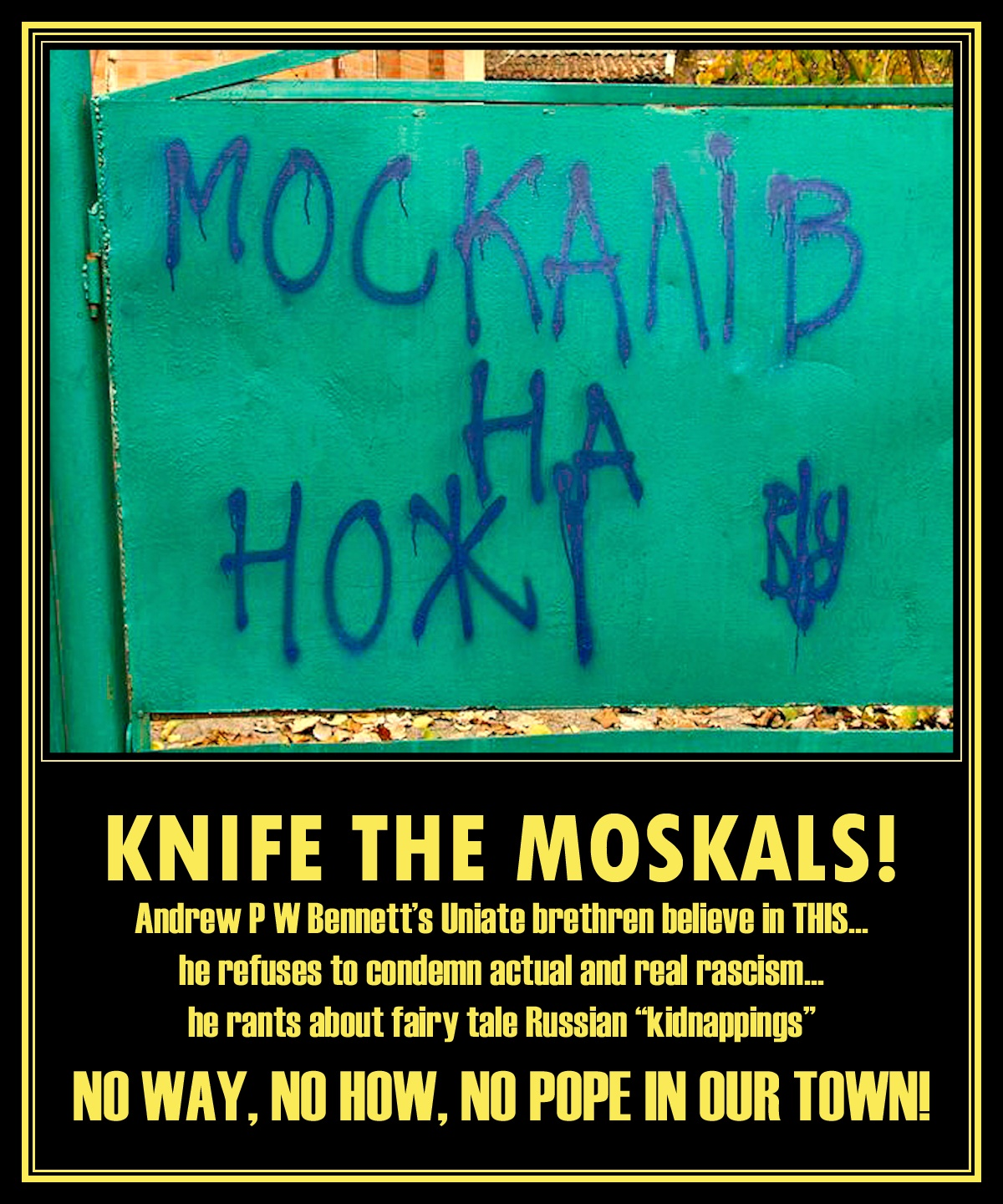 00 A Knife for the Moskals. 07.10.14