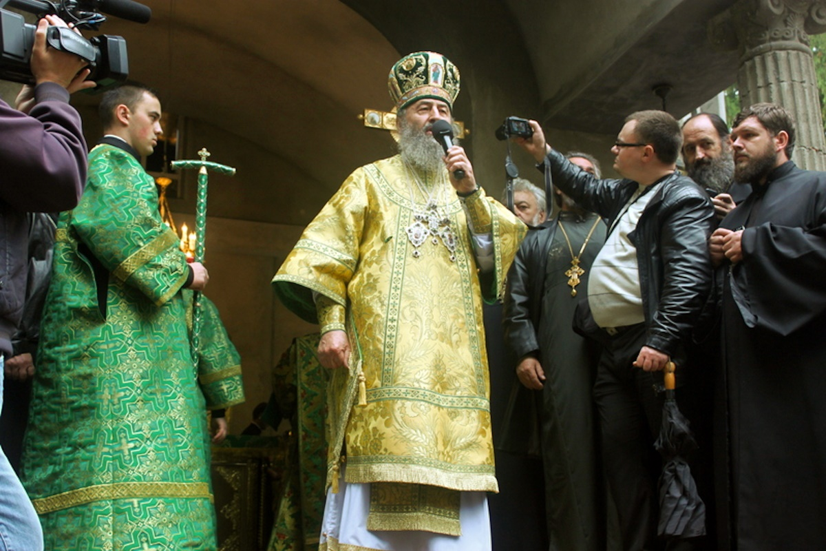 00 Khust. Carpatho-Russia. liturgy 04. 22.10.14