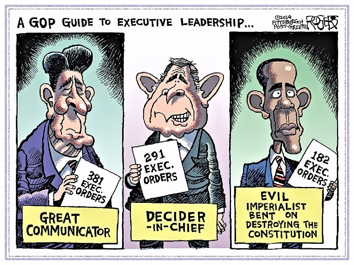 00 Rob Rogers. GOP Guide to Leadership. 19.10.14