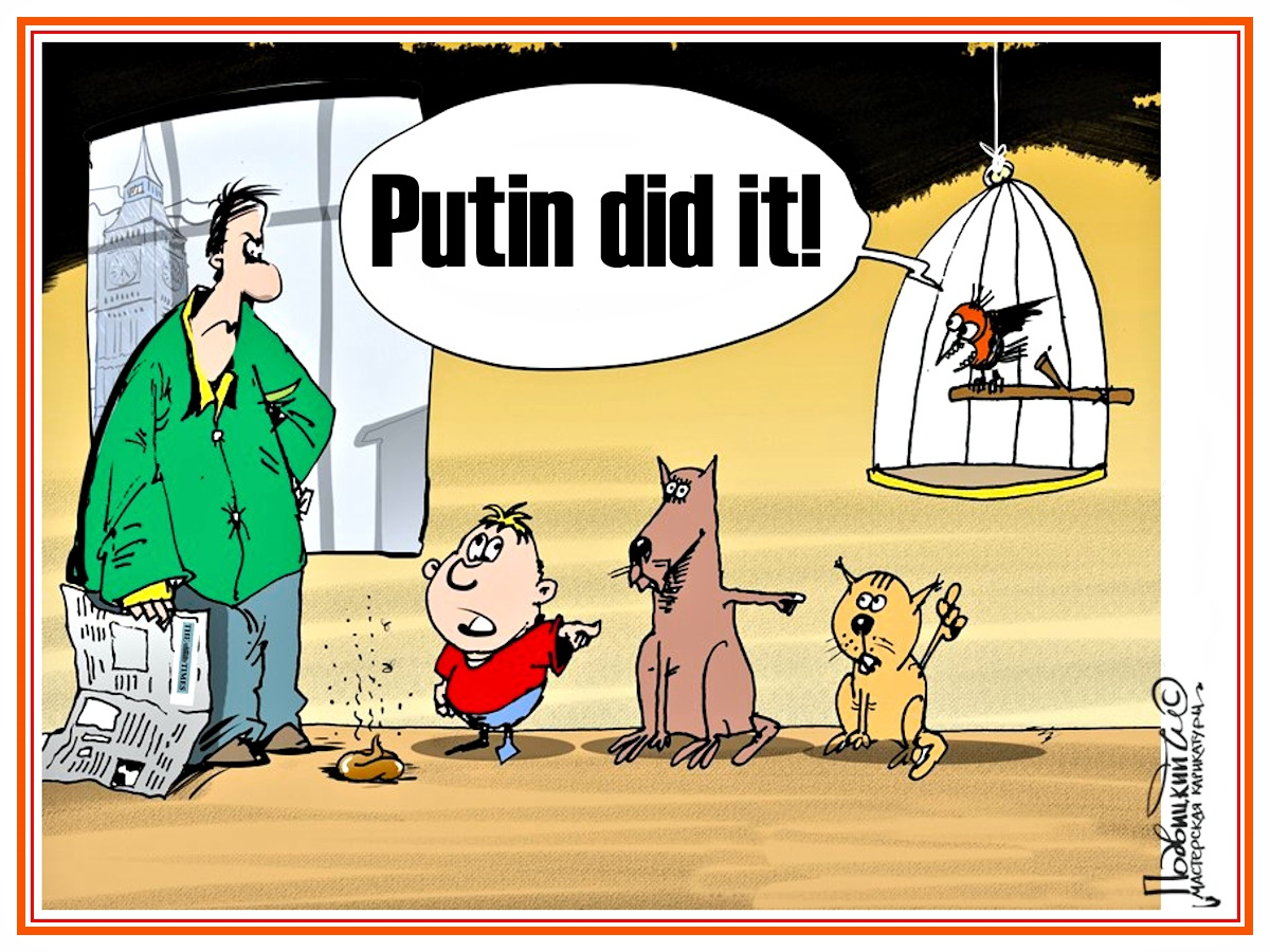 00 Vitaly Podvitsky. Putin did It! 2014