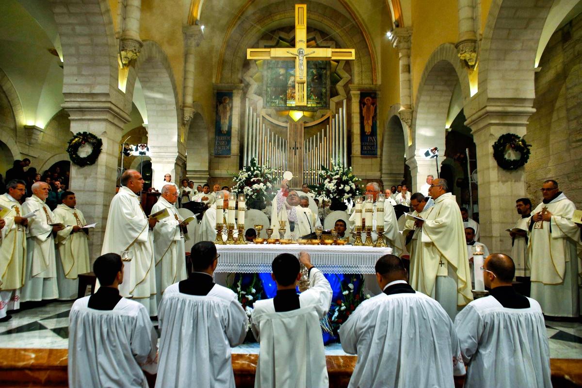 00 Catholic Christmas 01. Bethlehem. 28.12.14