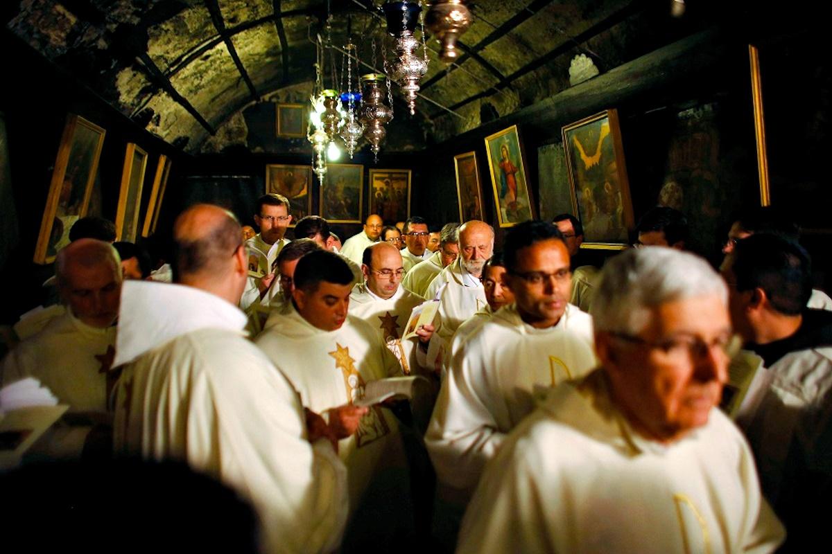 00 Catholic Christmas 02. Bethlehem. 28.12.14
