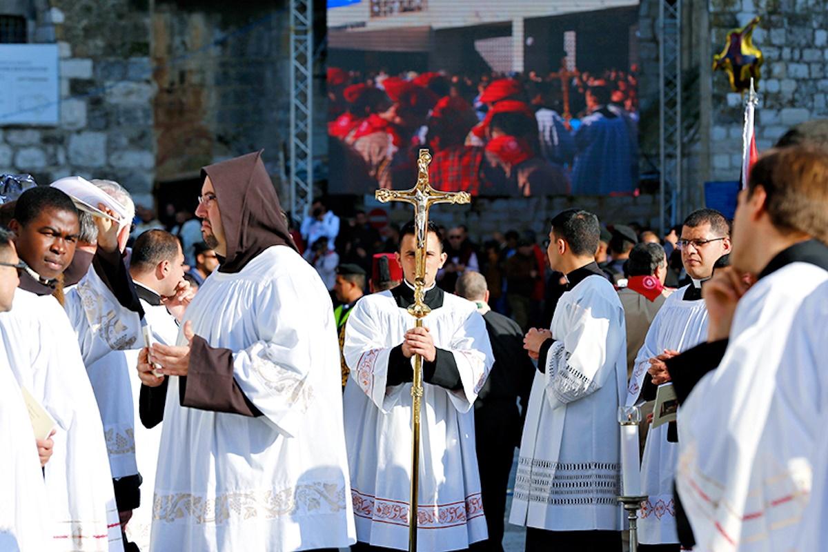 00 Catholic Christmas 03. Bethlehem. 28.12.14