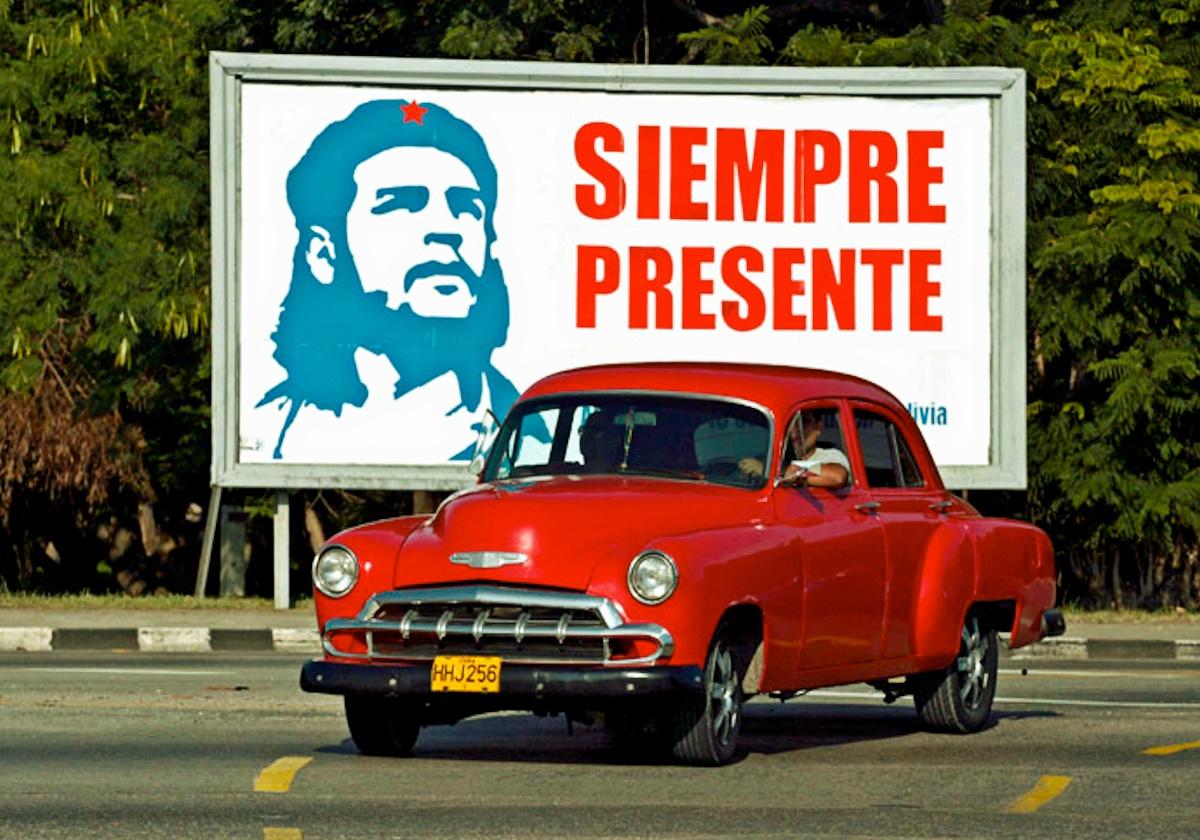 00 Che. Siempre Presente. Cuba. 21.12.14