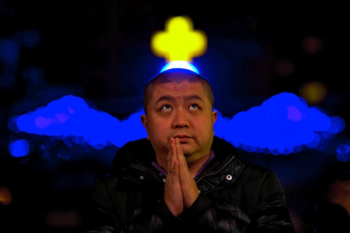 00 Christmas Spirit 05. Beijing CHINA. 25.12.14