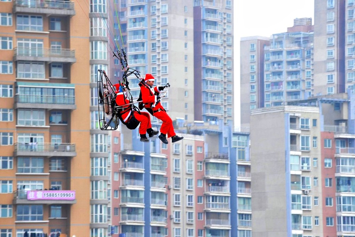 00 Christmas Spirit 06. Guiyang CHINA. 25.12.14