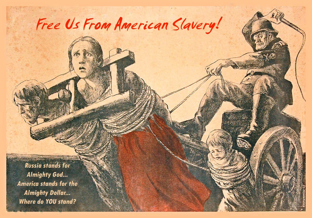 00 Free Us from American Slavery. 2014