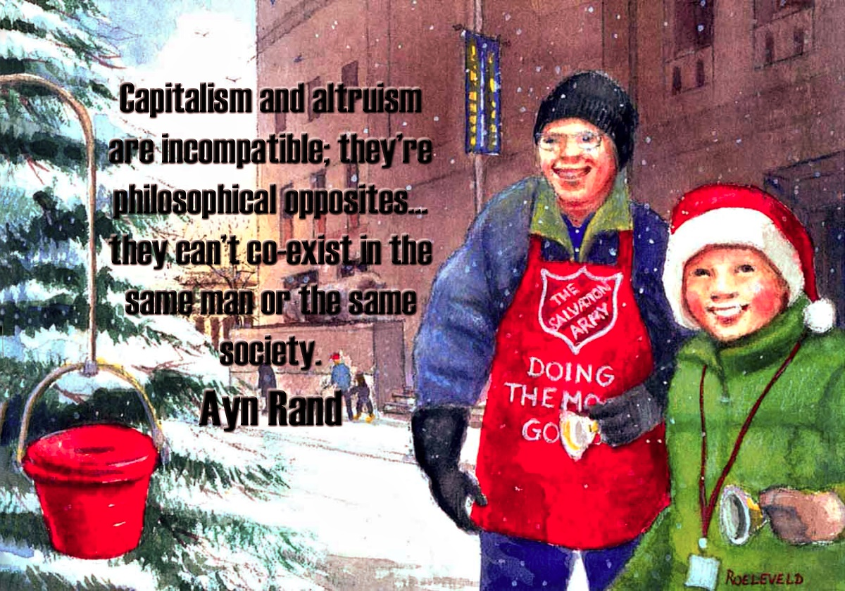 00 ayn rand. altruism and capitalism. 09.01.15