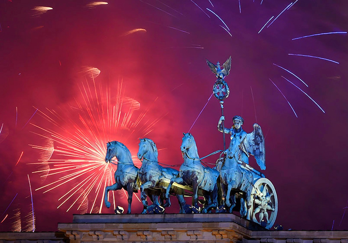 00 fireworks new year 01. berlin germany. 02.01.15