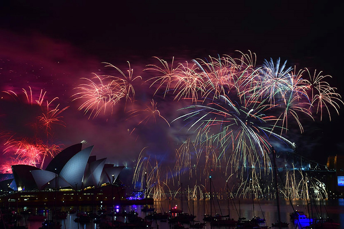 00 fireworks new year 09. Sydney Australia. 02.01.15