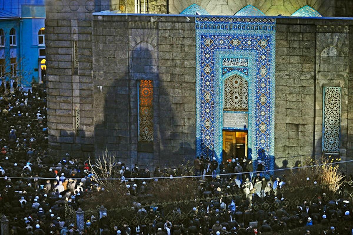 00 Islam in Russia 01. 12.01.15