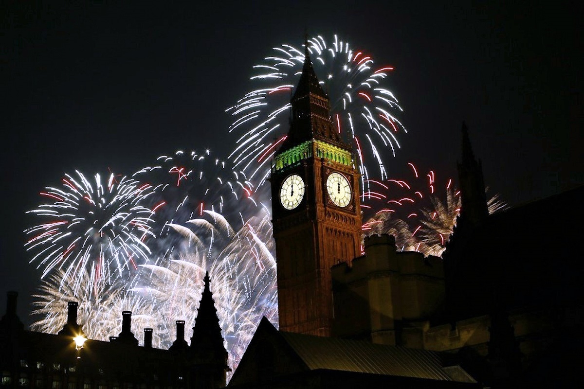 00 new year 16. big ben london england uk. 04.01.14