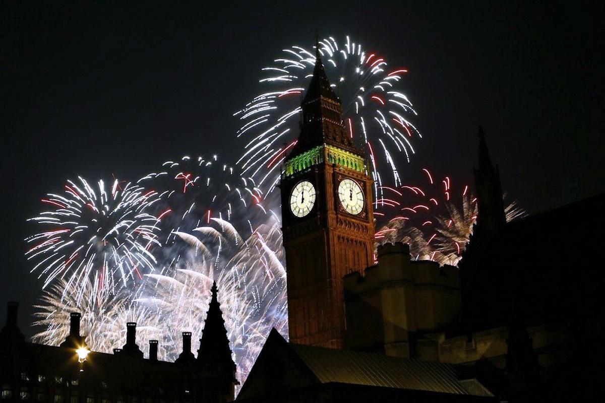 00 new year 16. big ben london england uk. 04.01.14