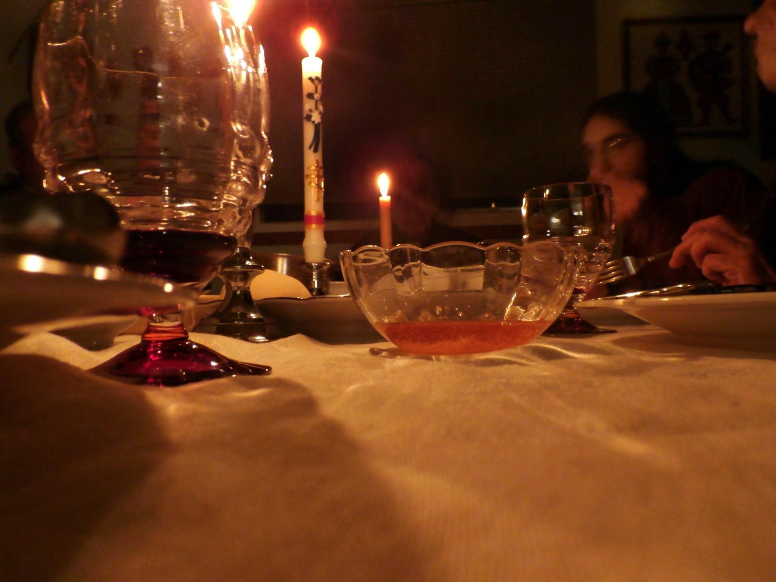 00 Sasha Ressetar. Holy Supper. 2014