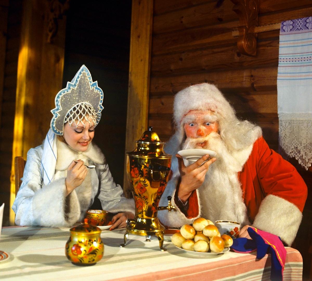 00 Soviet New Year 13. Altai Krai 1980. 01.01.15