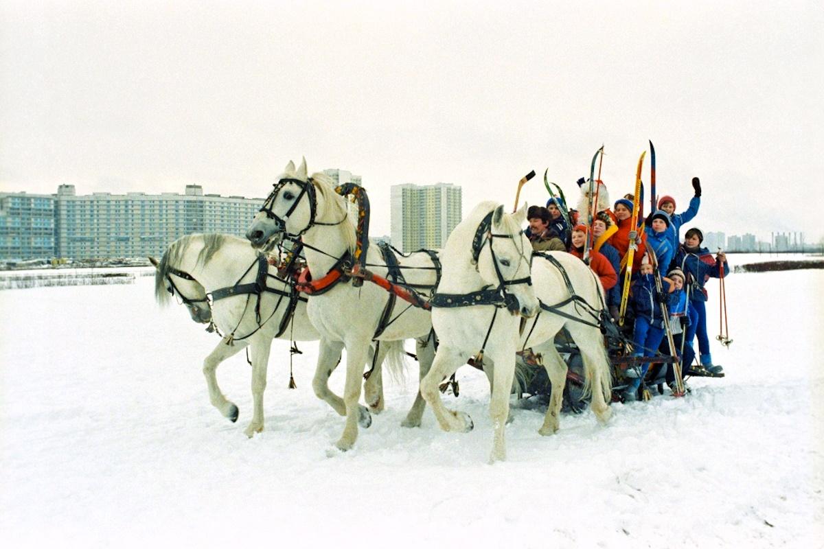 00 Soviet New Year 14. 1985. 01.01.15