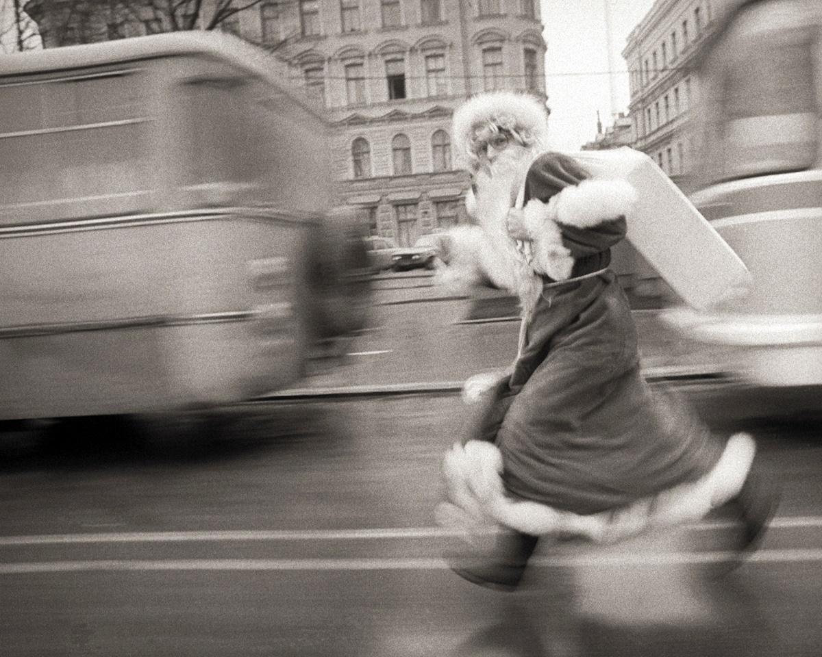 00 Soviet New Year 16. RIga Latvian SSR. 01.01.15