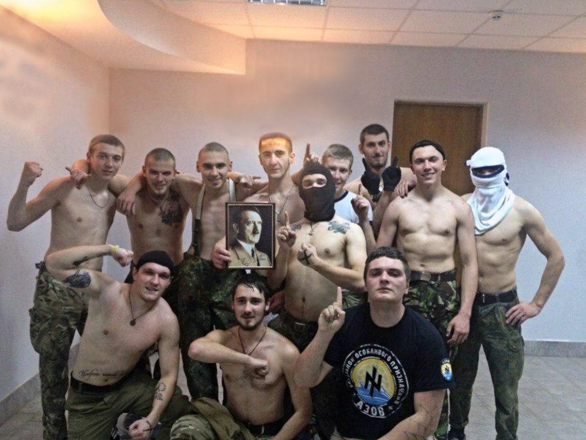 00 Azov. Ukrainian neofascists. 01.02.15.jpg-large