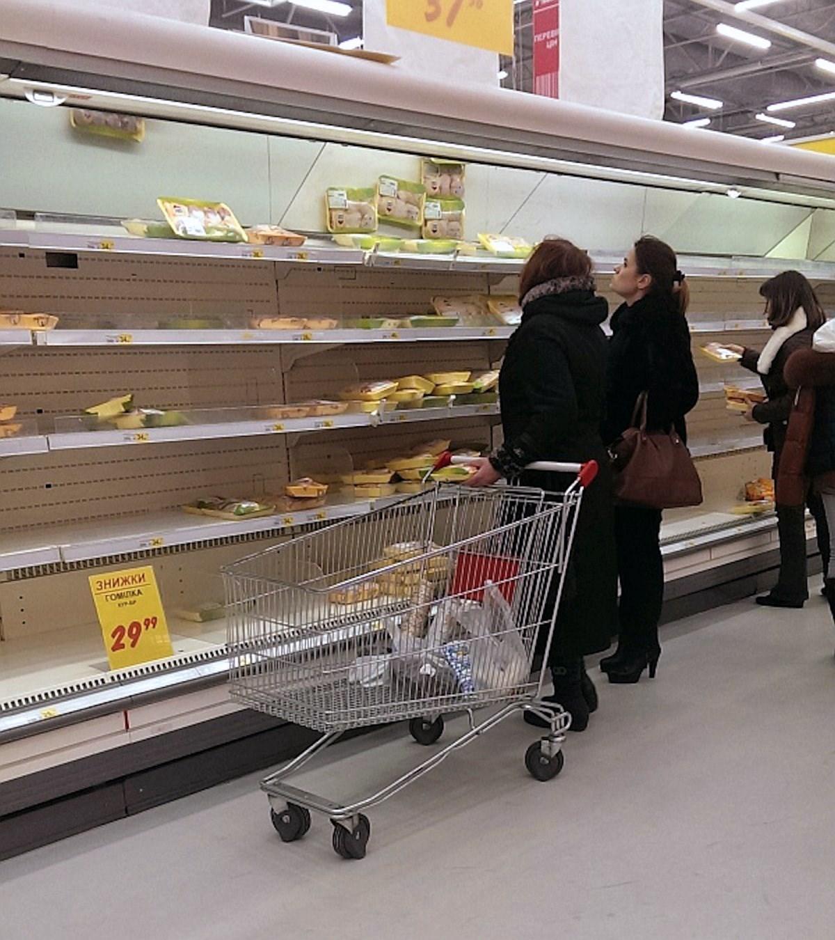 00 Kiev. Ukraine. market. 27.02.15