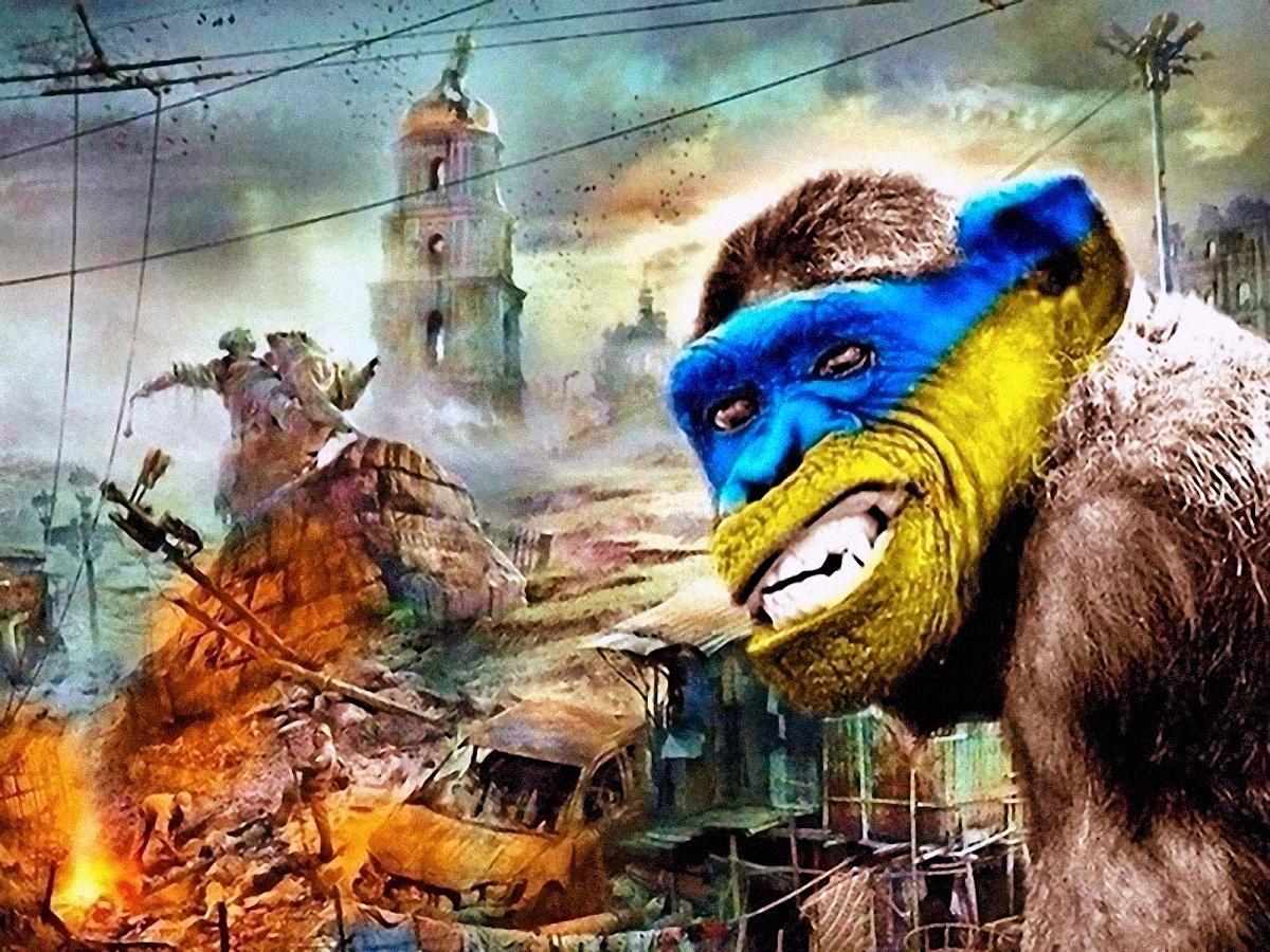 00 Banderlog. Ukraine. 30.03.15