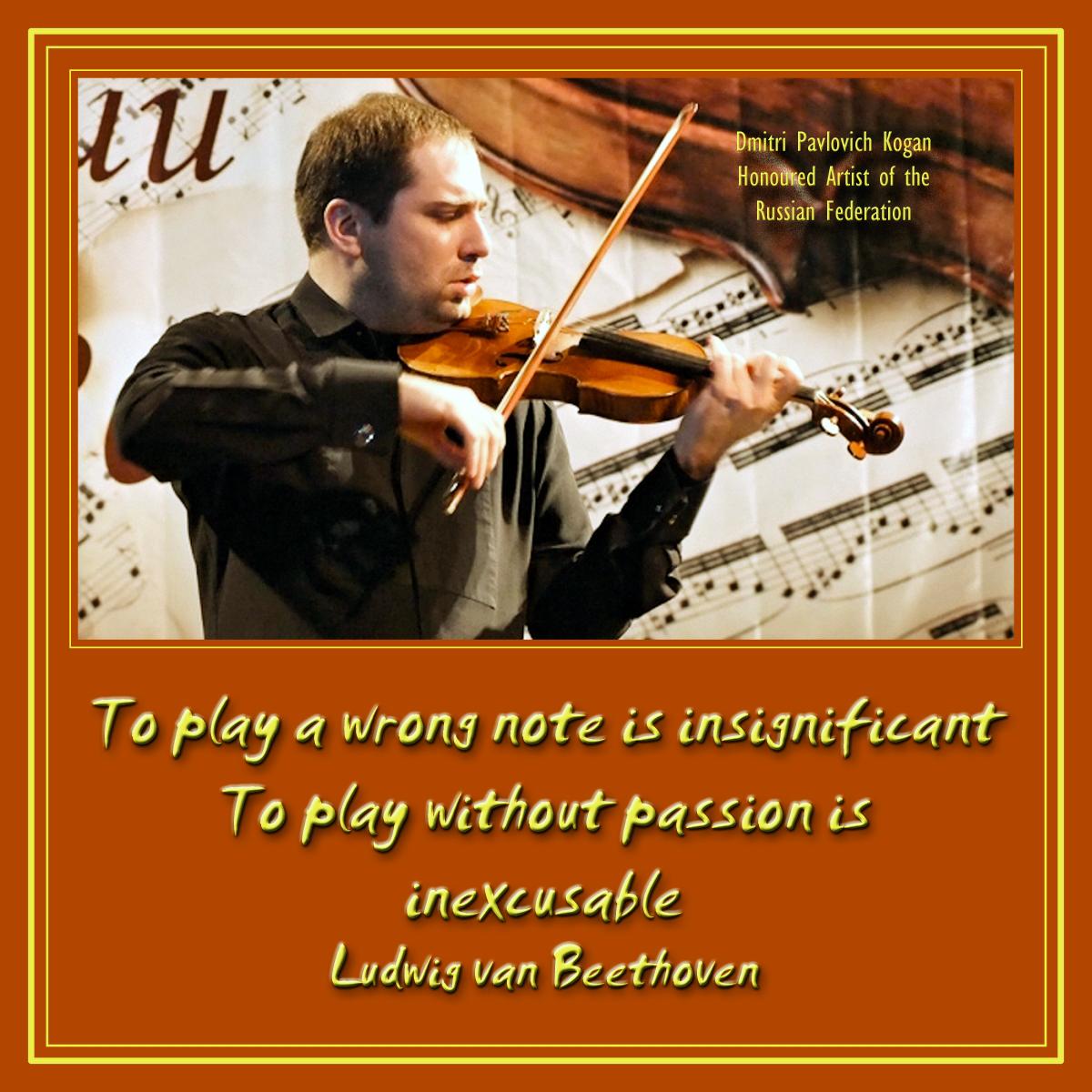 00 Dmitri Kogan. russian violinist. 20.04.15