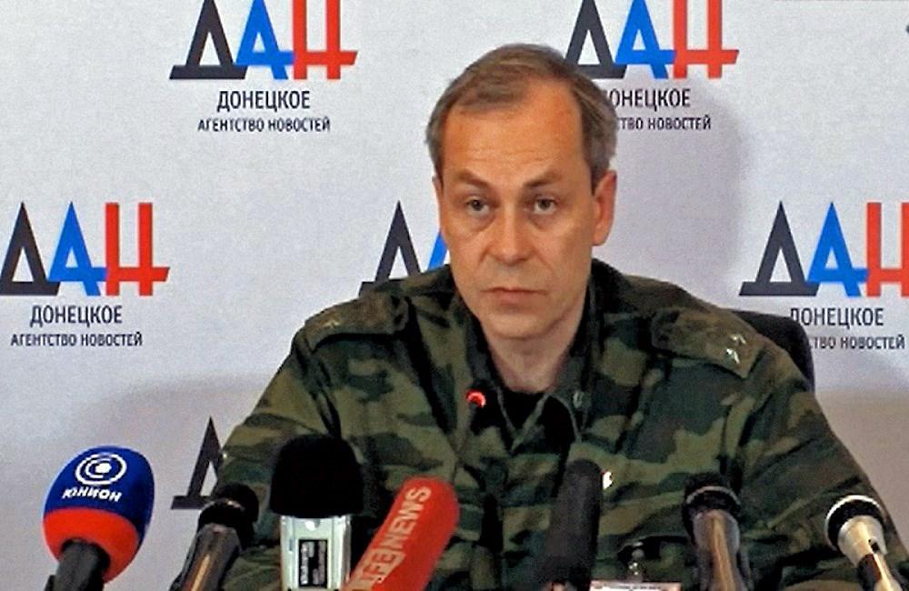 00 Eduard Basurin. DNR. Donetsk. 20.04.15
