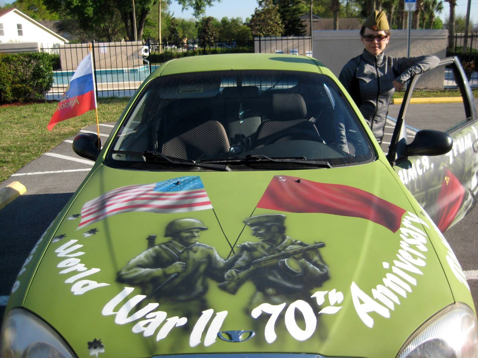 00 us and ussr peace car. 21.04.15
